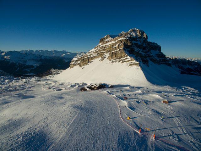 ursus snowpark freeski snowpark sci madonna di campiglio