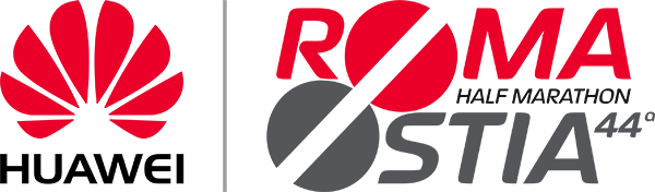Il logo della Roma-Ostia 2018