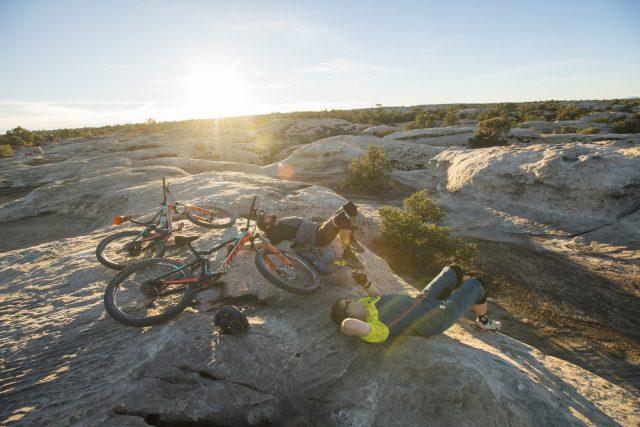 Relax al caldo del sole dello Utah