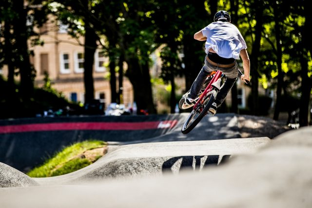 Red Bull Pump Track