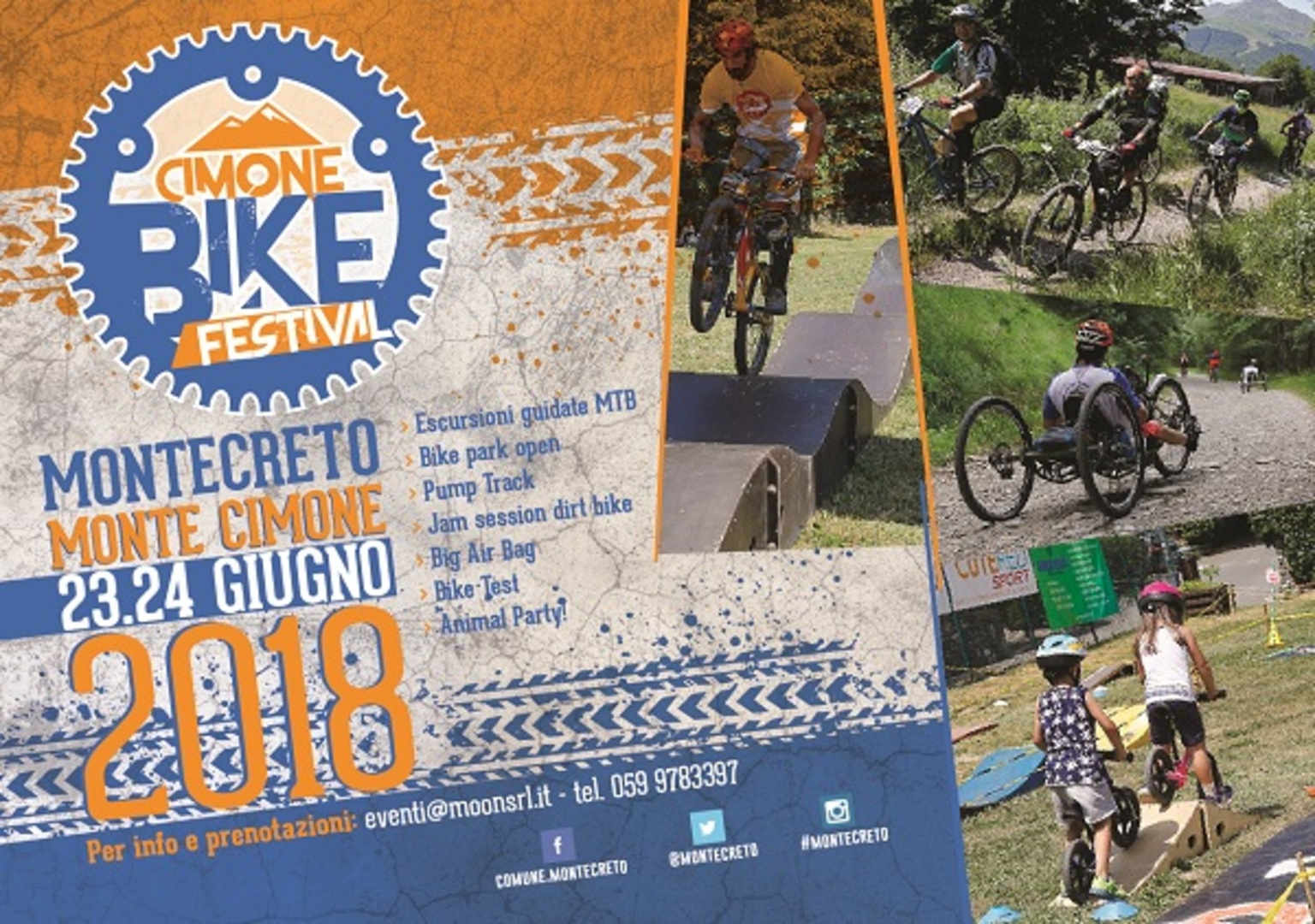 Cimone BIke Festival 2018
