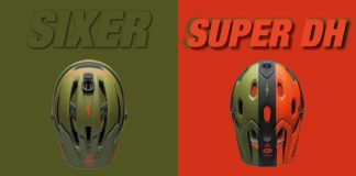 Bell Sixer e Super DH in edizione speciale