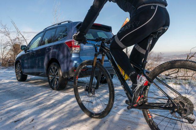 Nuova subaru forester compagna ideale della bici for Indissolubile sinonimo