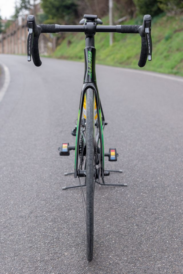 Giant Propel Advanced Pro Disc, il nostro test - 4ActionSport