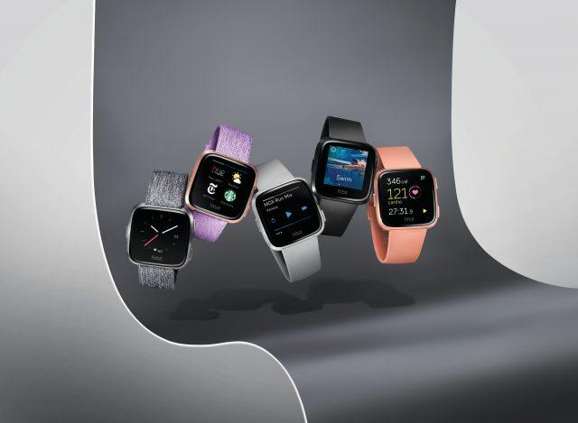 Con Fitbit Versa uno stesso orologio, mille stili diversi!