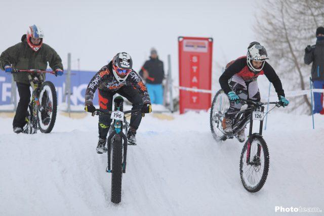 La Winter Downhill inizia con la gara eliminator