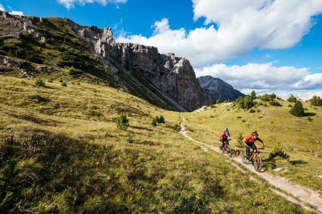 Sui sentieri di Scuol Samnaun Val Müstair