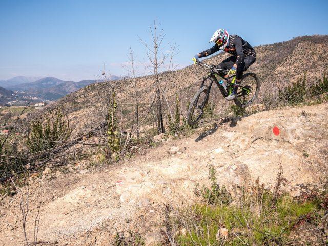 Rose Bikes Pikes Peak EN 1 - action