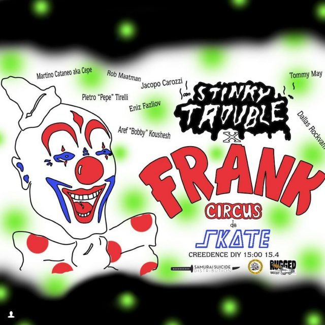 stinky-trouble-creedence-circus
