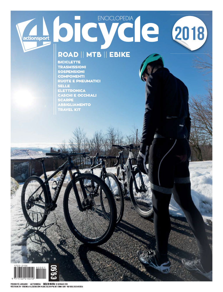 4Bicycle #01 – 2018 catalogo