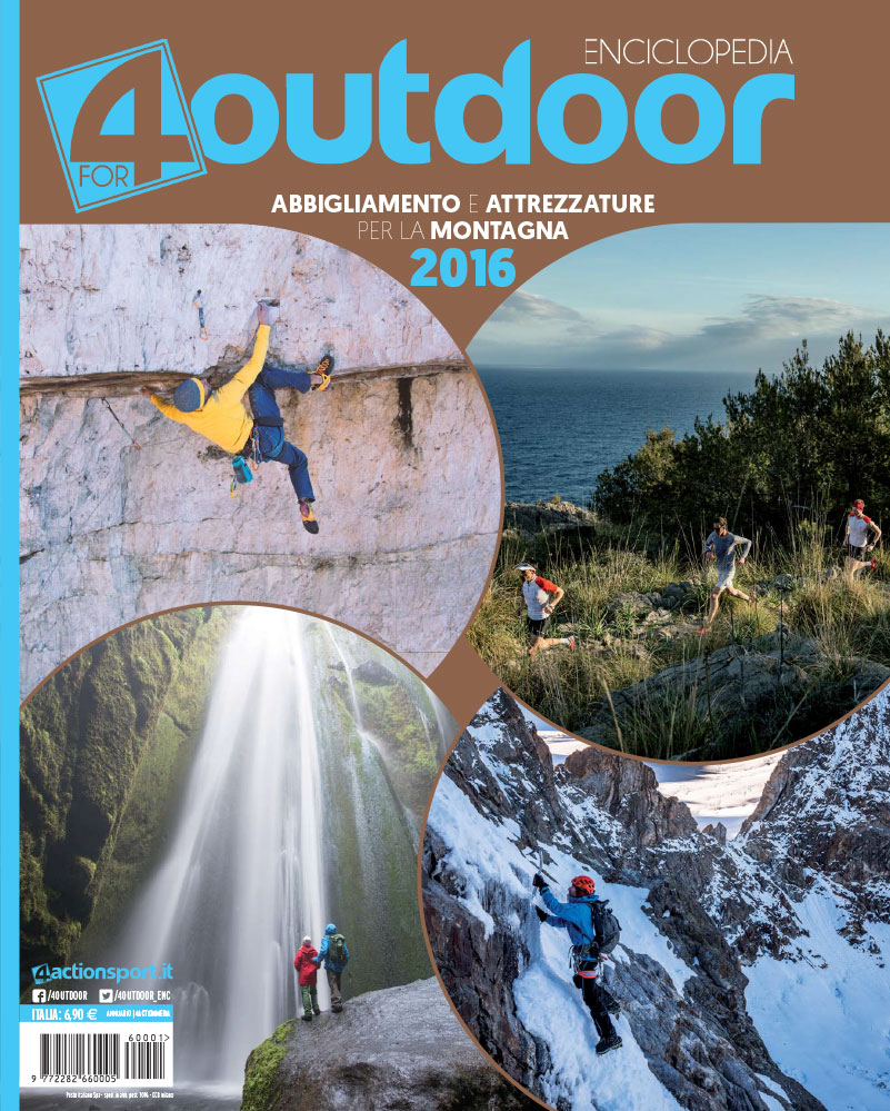 4Outdoor #2016 - catalogo