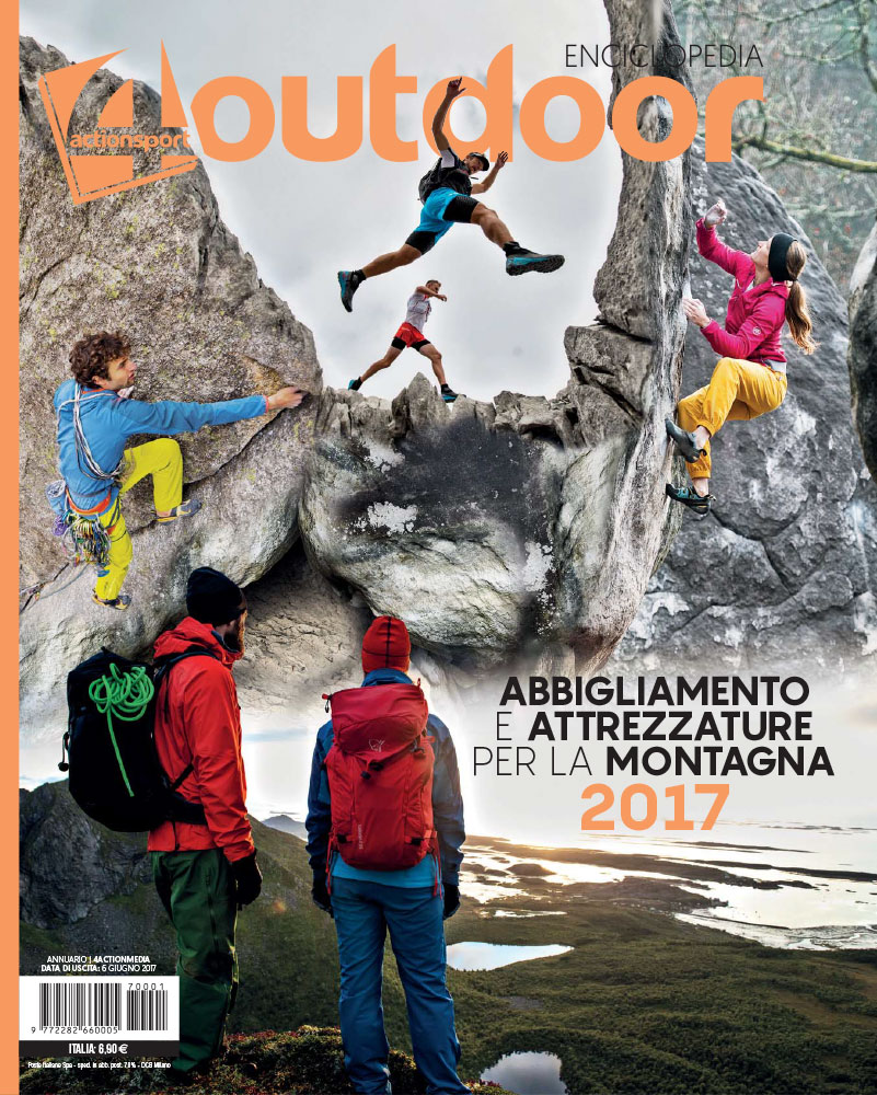 4Outdoor #2017 - catalogo