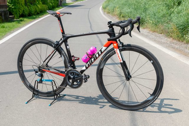 Giant Tcr Advanced Pro Team 2019 Una Bici Totale 4actionsport