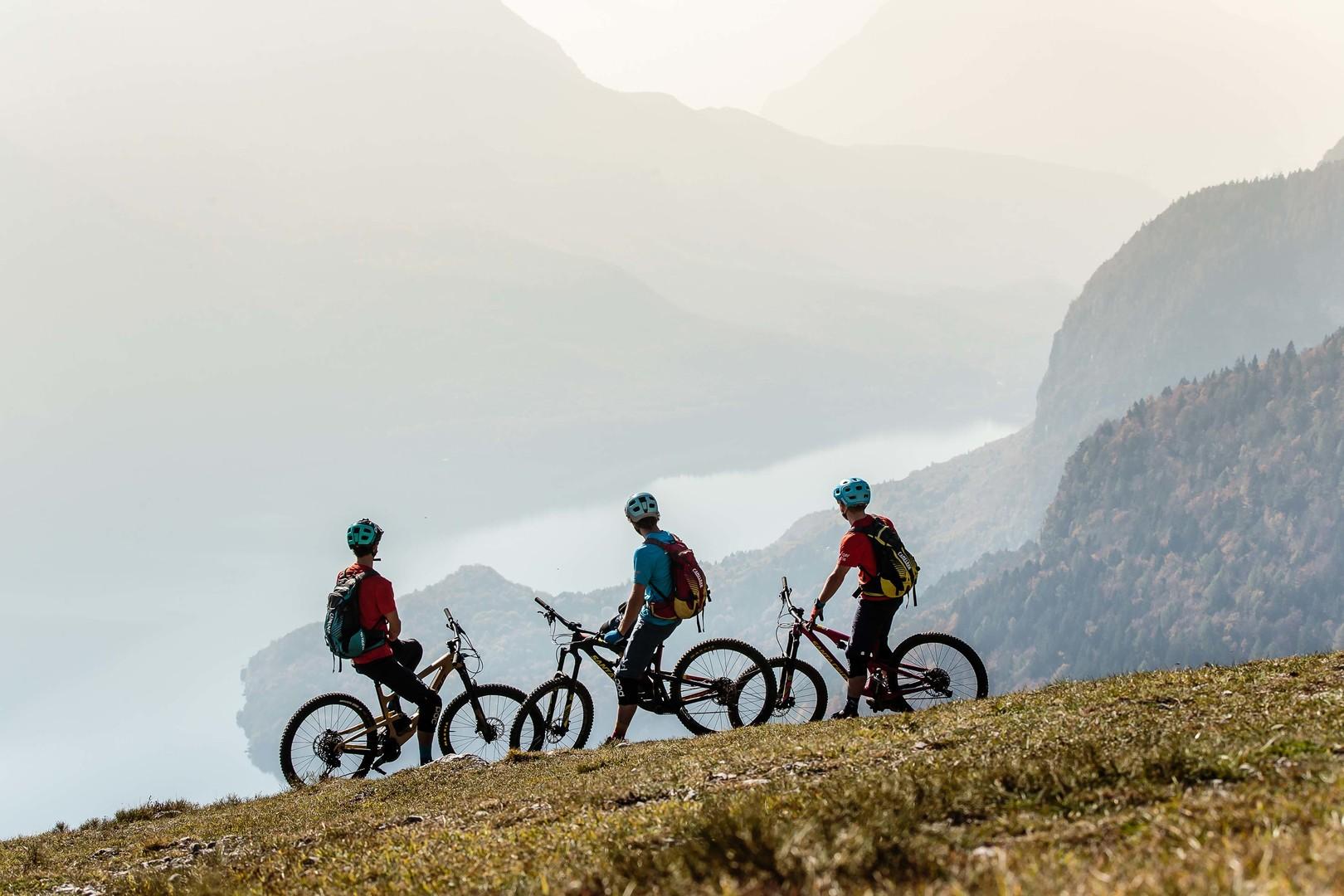 Dolomiti Paganella Bike - Molveno Zone