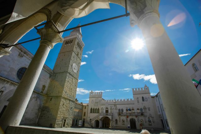 Parenzana: Capodistria