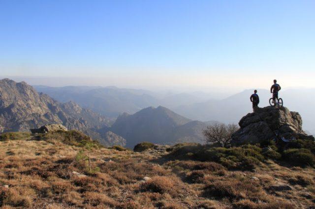 Panorami epici a Olargues-Montagnes du Caroux