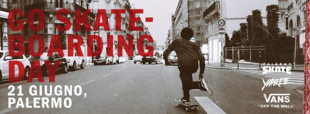 PALERMO GO SKATEBOARDING DAY 2018