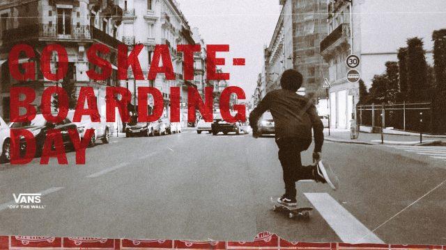 go skateboarding day 2018 milan vans