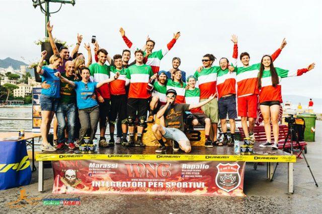 I campioni italiani enduro 2018
