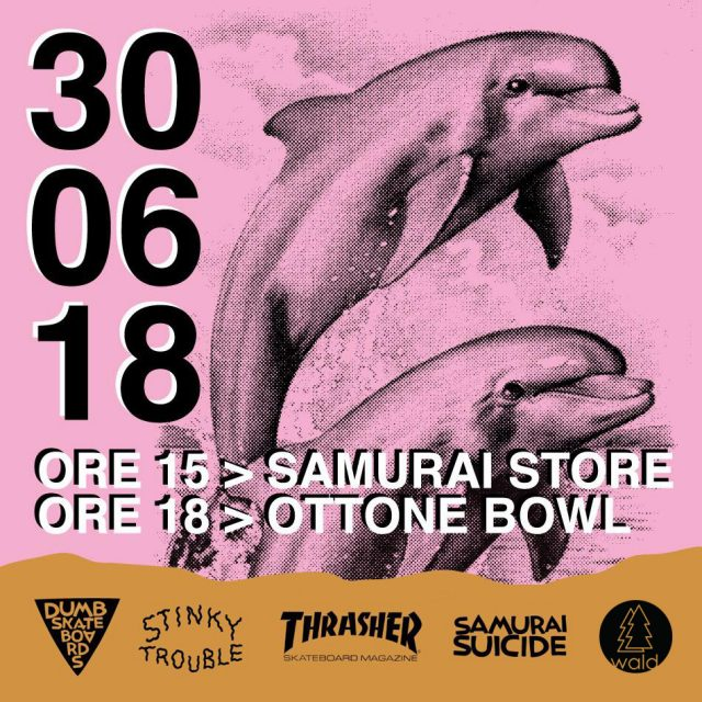 samurai-saturday skate contest ottone bowl