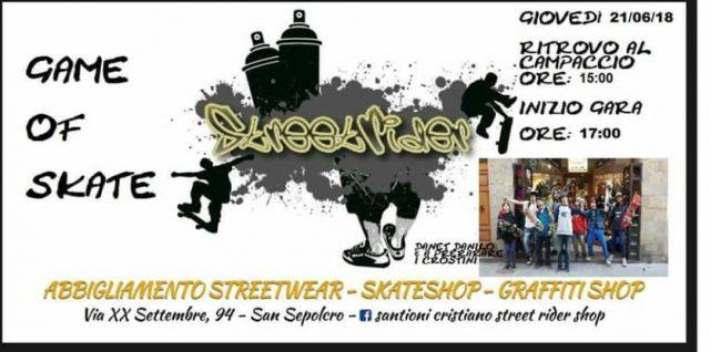 san sepolcro skateboardingi day 2018