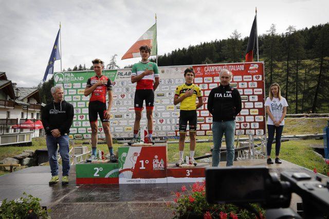 Campionati Italiani XCO Pila 2018