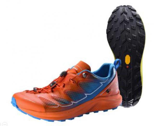 La KAILAS Fuga Pro powered by VIBRAM MEGAGRIP LITEBASE conferma la partnership di SCARPA nel trail running
