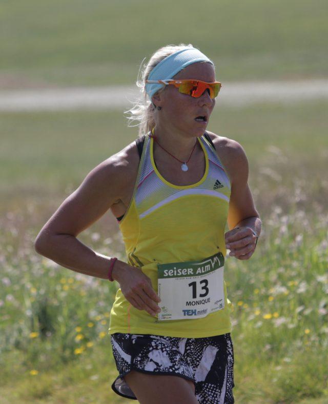 MONIQUE SIEGEL, vincitrice assoluta tra le donne dell'edizione 2018