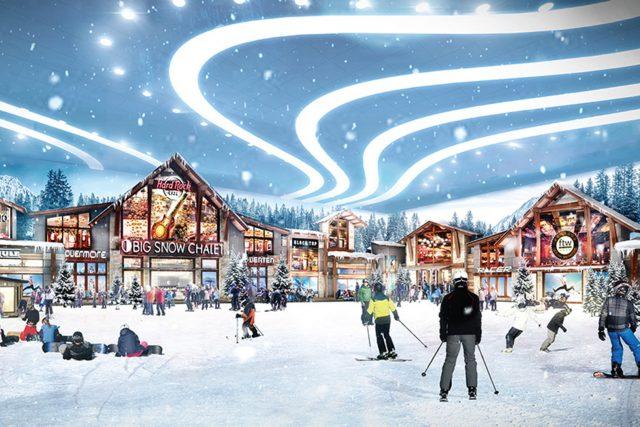 skiing indoor emisfero occidentale ski sciare