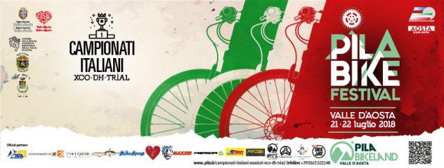 Pila Bike Festival - locandina