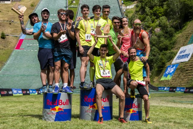 Red bull 400 a predazzo record 4actionsport - Red bull content pool ...