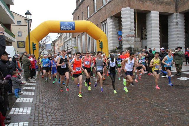 la 39esima edizione della Maratonina città di Gorizia