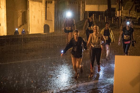 La pioggia non ha fermato i 700 al traguardo del Feltre Urban Trail