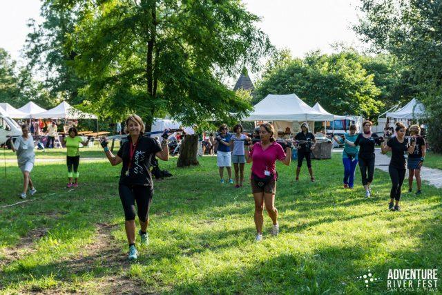 Adventure River Fest non è solo running e trail running!