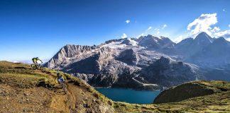 Sellaronda Tour - Val di Fassa