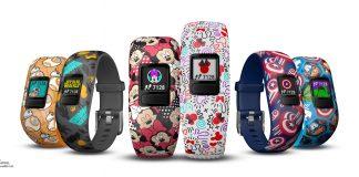 La collezione Garmin Vivofit jr 2 con tanti braccialetti e avventure intercambiabili