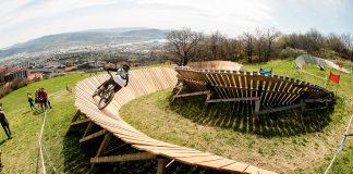Trieste City Bike Park 3 Camini