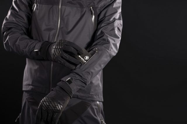 MT500 Waterproof Jacket