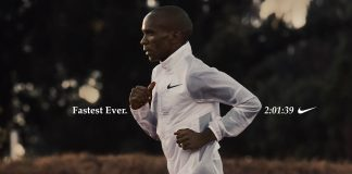 ELIDU KIPCHOGE: The fastest ever!