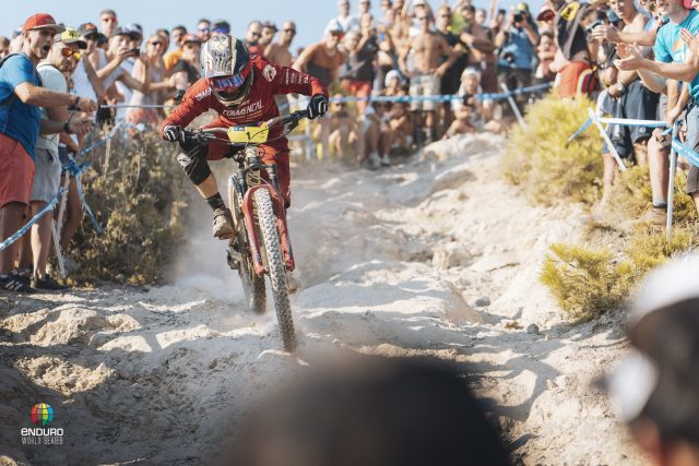 Cecile Ravanel vince in rimonta a Finale Ligure