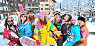 snowweek apreski party sci