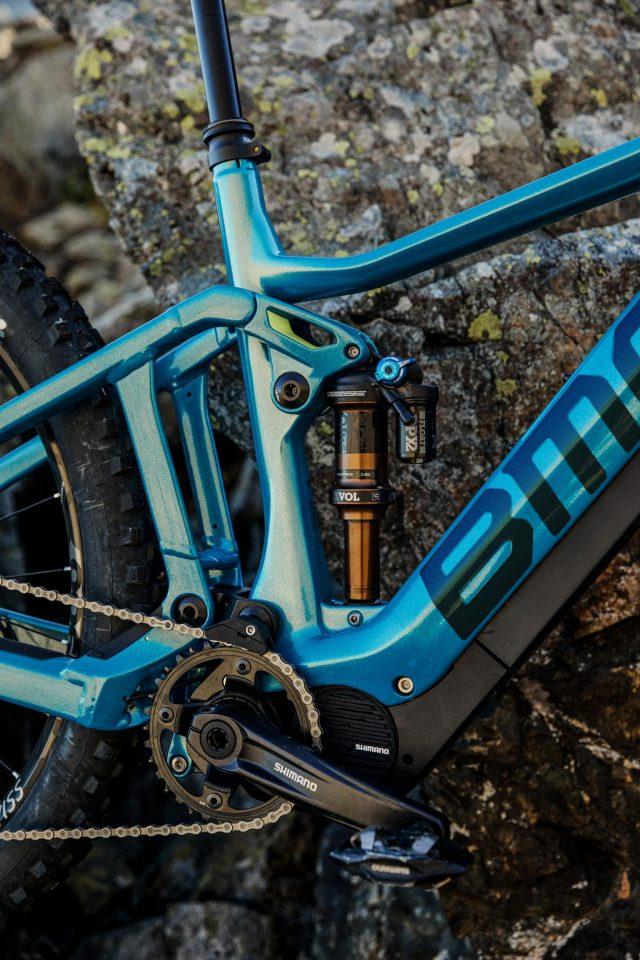BMC Trailfox AMP SX