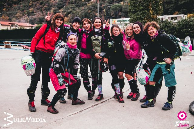 Wheels for Ladies scuola MTB
