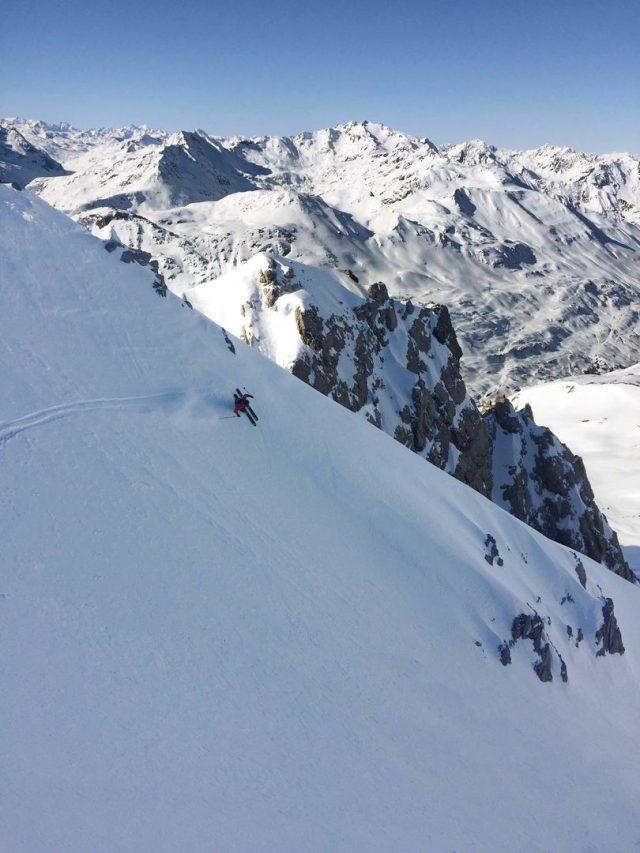 sci freeride ski località