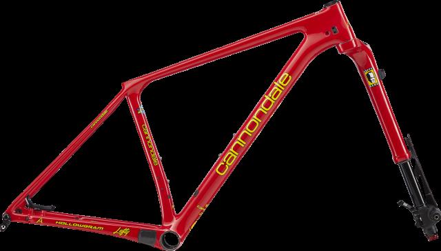 Cannondale F-Si Hi Mod in colorazione Viper Red