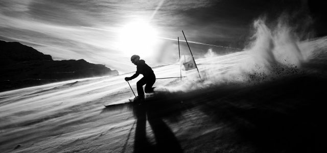 telemark ski tux