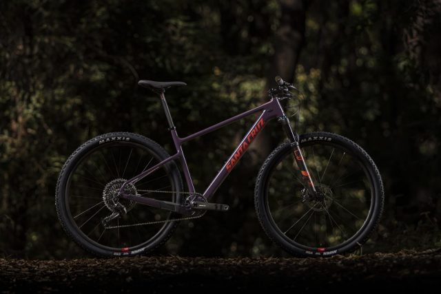 Santa Cruz Highball, hardtail 29er da XC