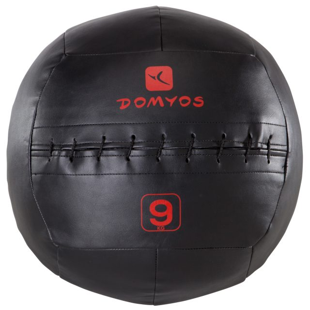 Wall Ball 9 kg_Domyos by Decathlon
