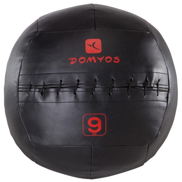 Wall Ball 9 kg_Domyos by Decathlon