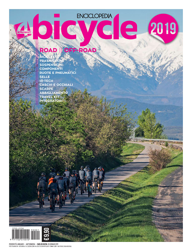 4Bicycle #01 – 2019 catalogo